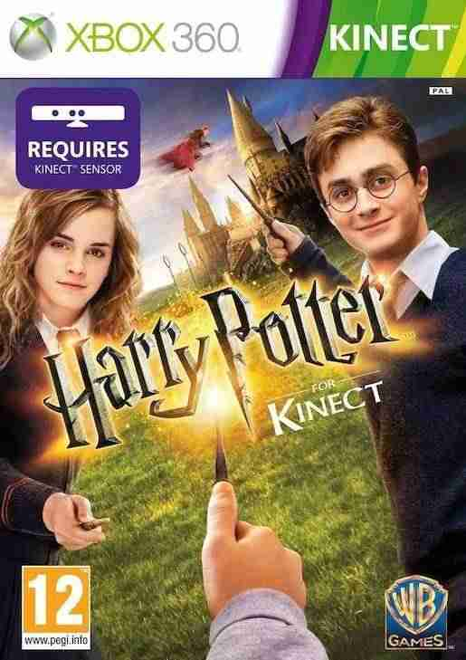 Descargar Harry Potter Kinect [MULTI][Region Free][XDG3][STRANGE] por Torrent